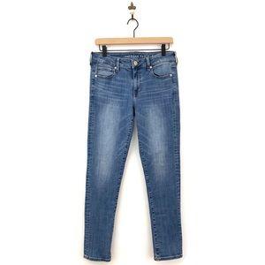 American Eagle Super Stretch Skinny Jeans 10R